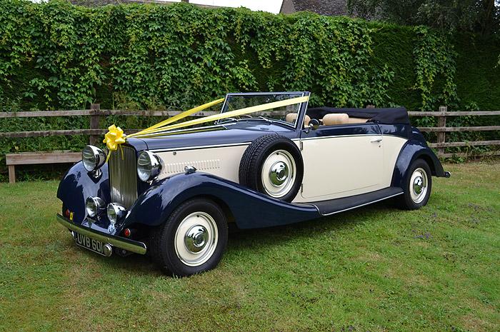 Royale Wedding Car - Exclusive Cars Northamptonshire