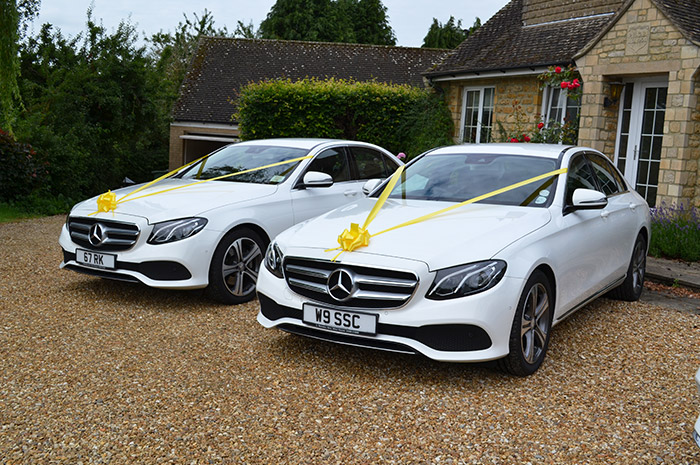 Mercedes Wedding Car - Exclusive Cars Northamptonshire