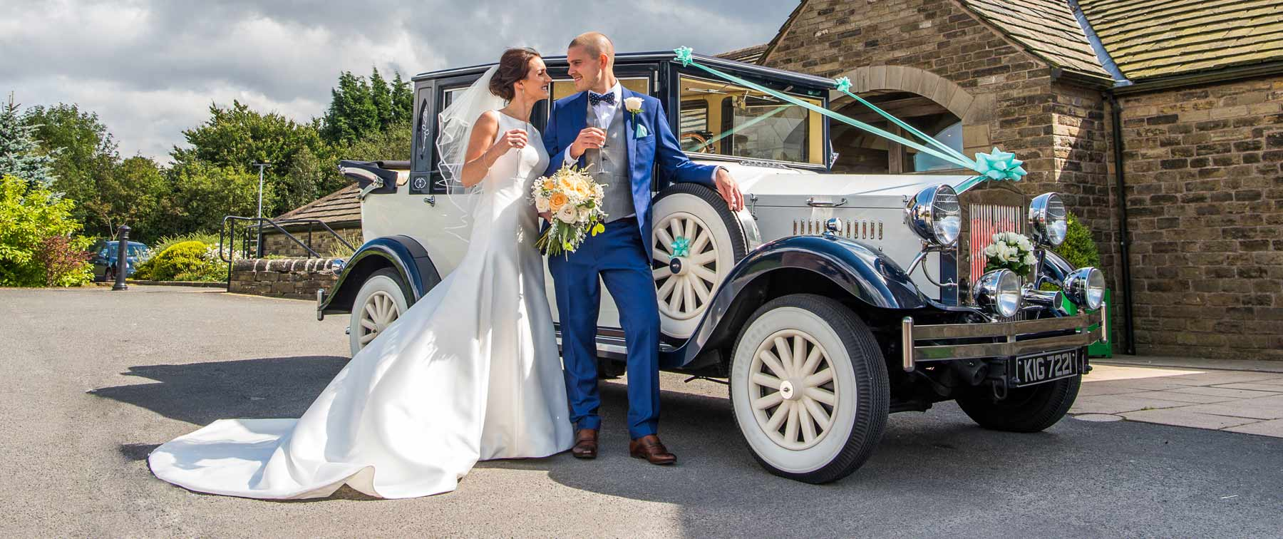 Exclusive Cars Wedding Car Hire Northamptonshire